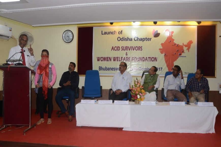 Launch of ASWWF Odisha  Chapter